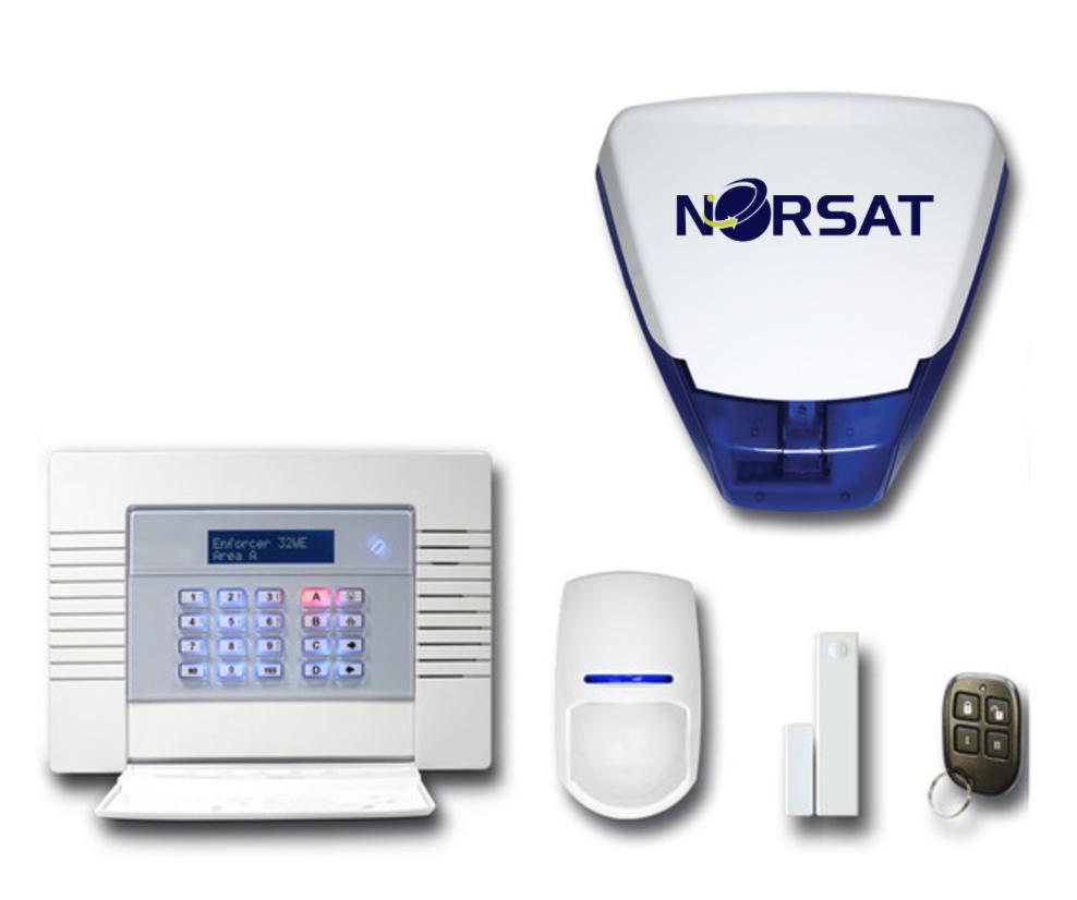 Cctv Intruder And Burglar Alarms Security Systems Brighton Home Entry Alarm Circuit In